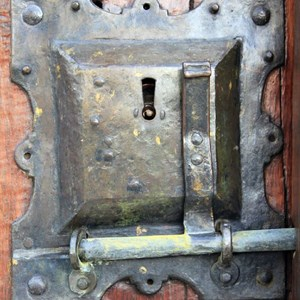 Cellar Lock