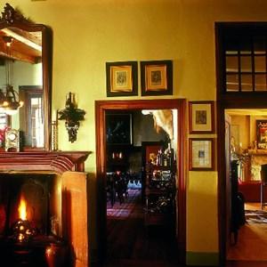 Meerlust House Interior