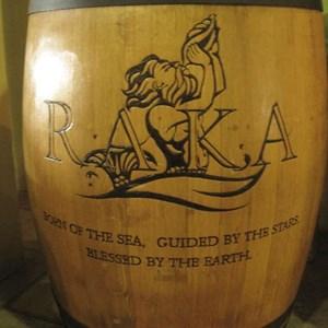 Raka barrel