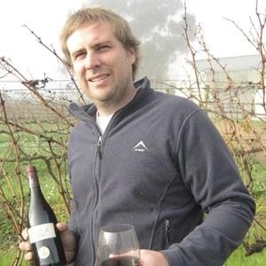 Josef Dreyer - winemaker at Raka