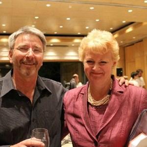 Philip van Zyl & Lynne Sheriff