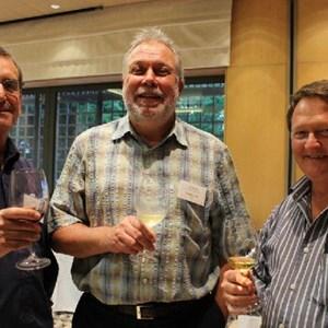Marius Labuschagne, Graham Howe & Arnold Kirkby