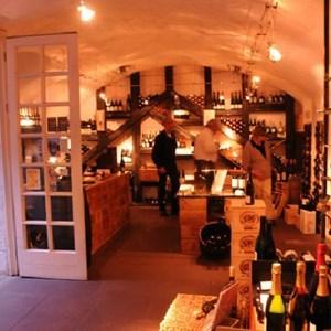 Wein-Atrium in Heidelberg