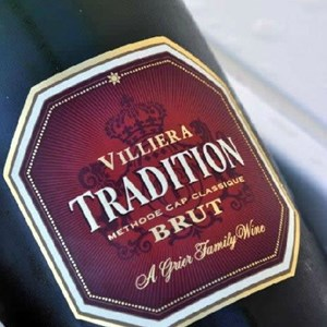 Magnum bottles of Tradition Brut for arrival drinks