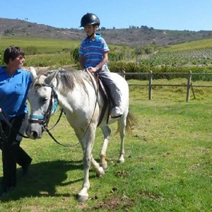 Horse Riding for Handicapped Children