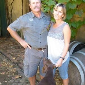 George and Mandy Steytler