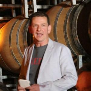 Meerlust Red Lunch - winemaker Chris Williams