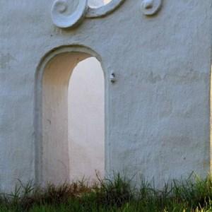 Meerlust Estate - Dovecote Doorway