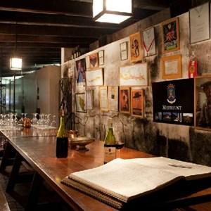 Meerlust Estate - CellarTasting Room