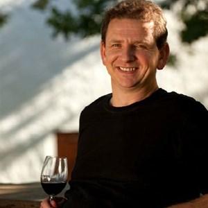 Chris Williams, winemaker at Meerlust Estate
