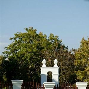The old slave bell at Meerlust Estate