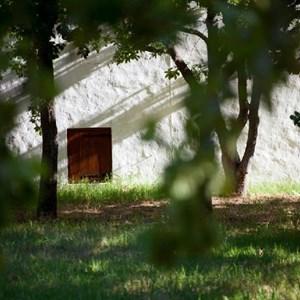 Side Barrel Cellar at Meerlust Estate
