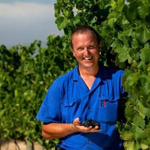 RoelieJoubert, viticulturist at Meerlust Estate
