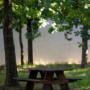 Meerlust Estate - Under the Oaks