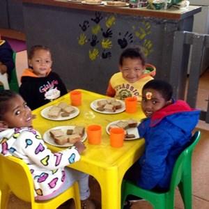 Mandela Day - Villiera Creche