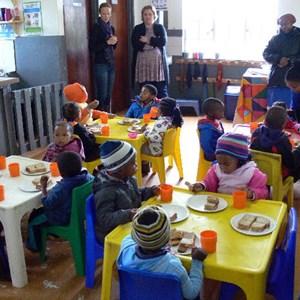 Mandela Day @ Villiera Creche
