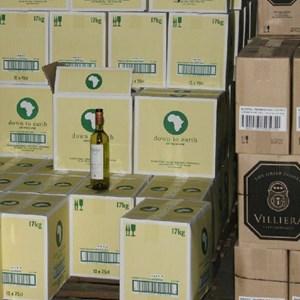 Villiera - wine.co.za visit Sept 2013 - Down to Earth