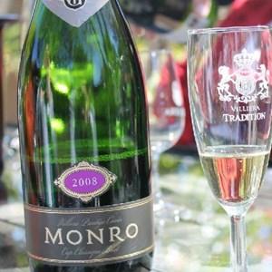 Villiera - wine.co.za visit Sept 2013 - Monro - Prestige CuveE 2008