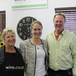 Lise from Origin Wines