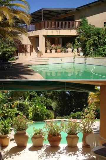 Kaapzicht Garden Cottage