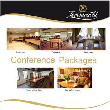 Zevenwacht Conferences