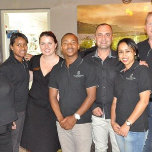 Villiera Staff who helped out at St Vincents.jpg