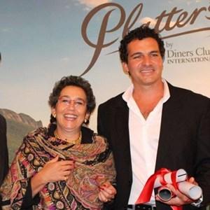 Platter 2015 launch - JP Rossouw, Wendy Appelbaum, Carl vd Merwe & Lee.jpg