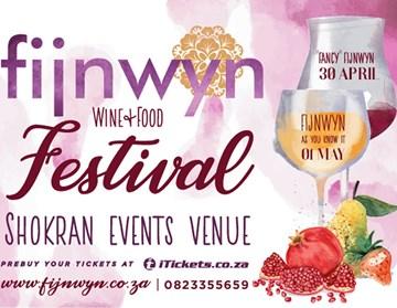 Fijnwyn Food and Wine Festival 2019