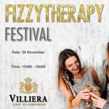 4th Annual Fizzytherapy Festival at Villiera – 'Bubbles and Bling'
