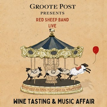 Groote Post Wine Tasting & Music Affair with Red Sheep Music