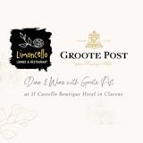 Groote Post Wine & Food Pairing: Clarens