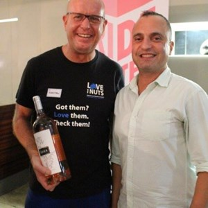 winner Torsten Koehler with Pascal El Azzie at Conversations Event at OYO with Villiera & wine.co (41).jpg