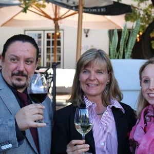 Cape Wine Master  2015 Graduation at Laborie - Martin, Kristina & Yvonne.jpg