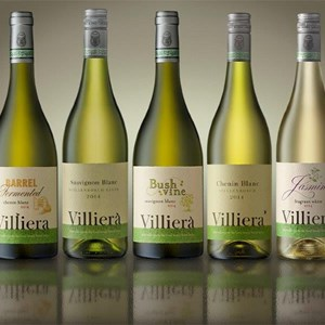 Villiera Range of White Wines