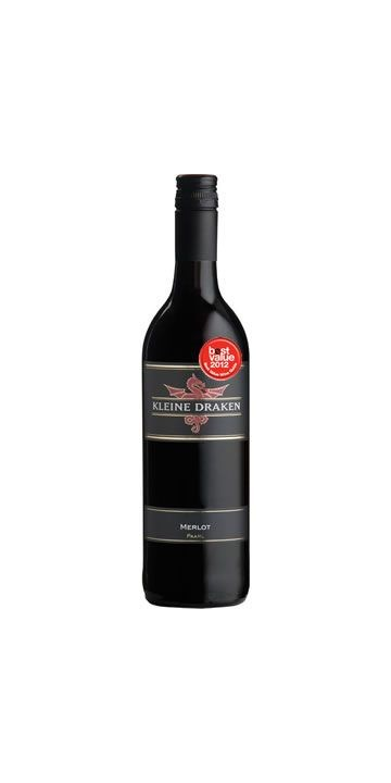 Kleine Draken Kosher 2011 Merlot gets 3 star rating