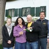 """Midweek getaway at Zandwijk Wine Farm"" letter from the winners"