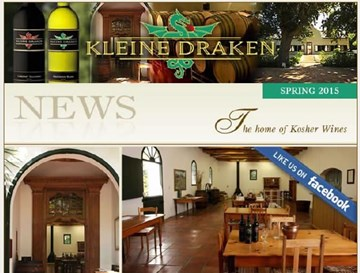 Kleine Draken News - Spring 2015