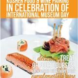 Zandwijk Kosher Food and Wine Pairing Celebrates International Museum Day