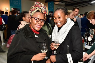 Wines that wow at the Fifth FNB Free State Wine Show