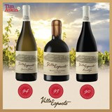 Klawer wine cellars flagship range, Villa Esposto, stand proud with their Tim Atkin scores