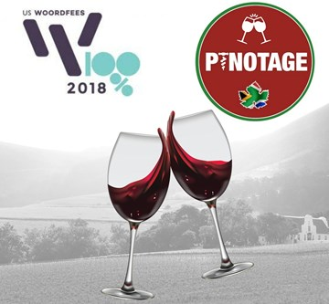Eg Suid-Afrikaans - Pinotage by die Woordfees