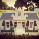 Lego enthusiast aims for Lego Architecture Line with Cape Dutch Model