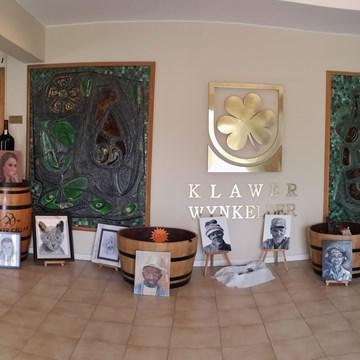 Wesland Art association at Klawer Cellar