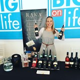 Raka to present their wines at the Free State Wine Show
