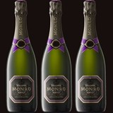 IWSC Gold Outstanding for Villiera Monro Brut 2012