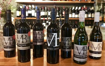 Vivat Bacchus' own-wine labels help South African charities