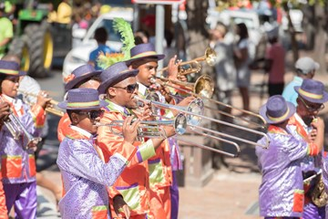 Stellenbosch pulls out the stops for its 2019 Harvest Parade
