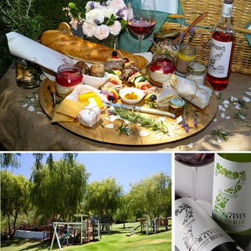Picnic Special at Zevenwacht Wine Estate