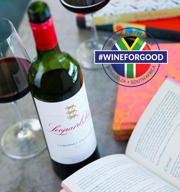 #wineforgood: Great things are done by a series of small things brought together
