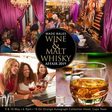 The best of the best at Wade Bales Wine & Malt Whisky Affair 2019